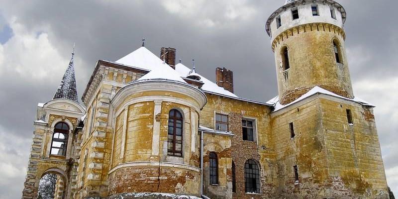 Палац графів Реїв