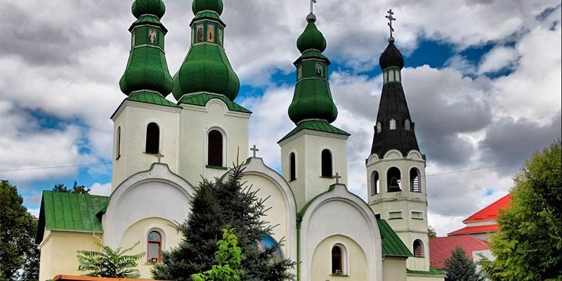 Собор Почаївської ікони Богоматері