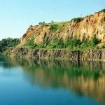 Ужгород. Радванський базальтовий кар'єр