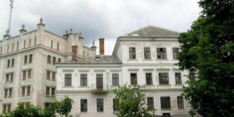 Ягільницький замок – Замок Лянцкоронських
