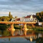 Ужгородський пішохідний міст