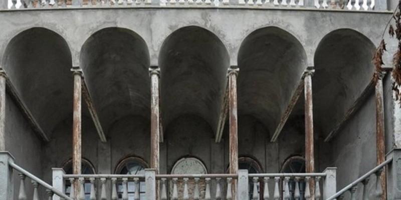 Палац Потоцьких у Дашеві