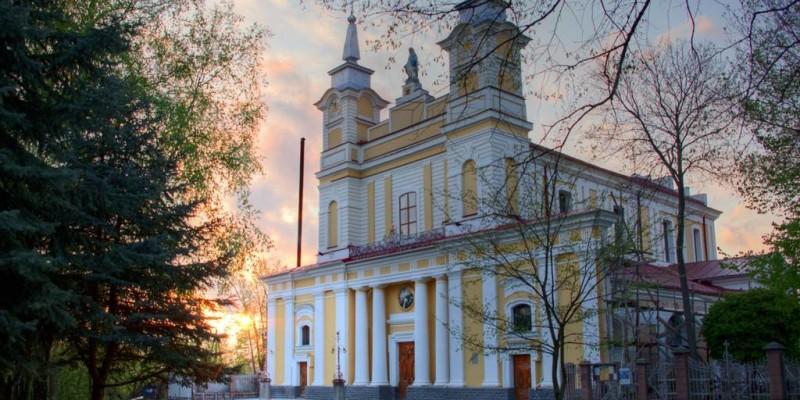 Собор Святої Софії в Житомирі