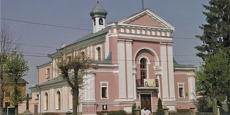 Костел Святої Варвари, м. Бердичів