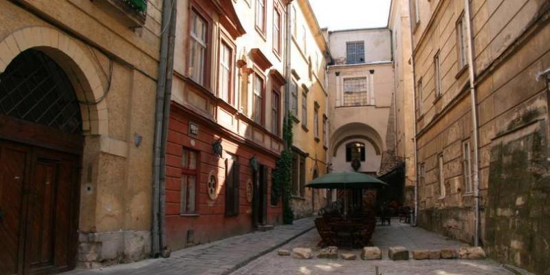 Вірменський квартал Львова
