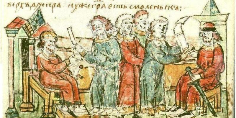Хто був першим князем в Києві?