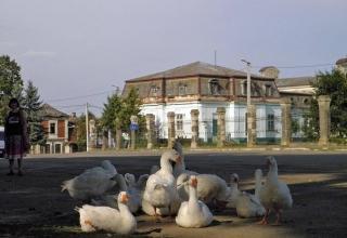 Палац Сангушків-Потоцьких в Антонінах