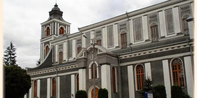 Житомирський костел Святого Іоанна з Дуклі