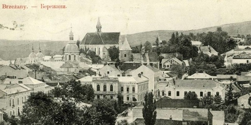 Палац Потоцьких в Бережанах
