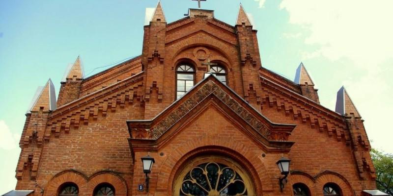 Лютеранська кірха в Житомирі