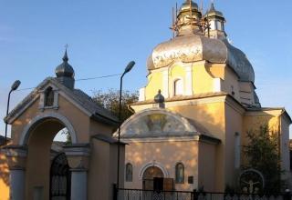 Миколаївський собор у Могилеві-Подільському