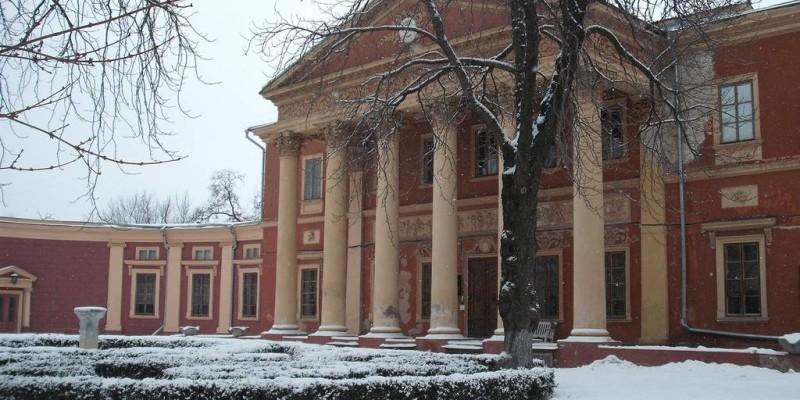 Палац Потоцьких в Одесі (Художній музей)