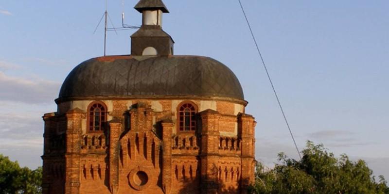 Водонапірна башта в Житомирі