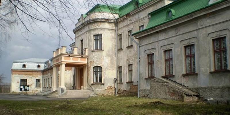 Палац Потоцьких у Червонограді