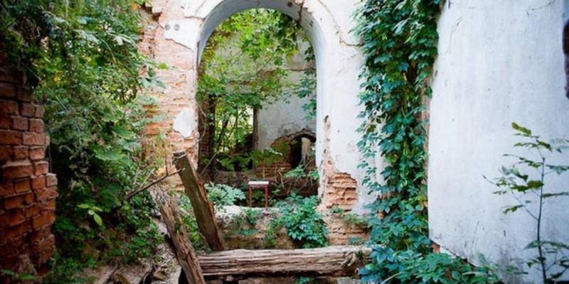 Келії Єзуїтського монастиря в Житомирі
