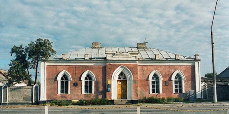 Житомирська поштова станція