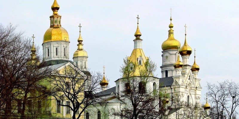 Покровський монастир в Харкові