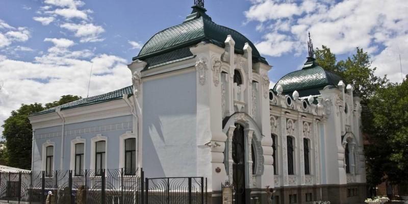 Маєток Барського в Кіровограді (Краєзнавчий музей)
