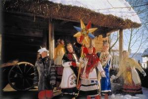 Народні традиції святкування Нового року