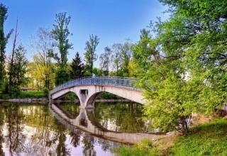 Міське озеро Івано-Франківська