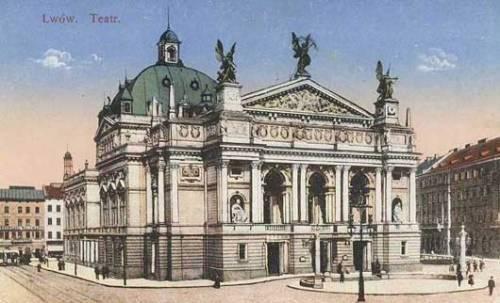 Містичні Історії Старого Львова: Легенди оперного театру