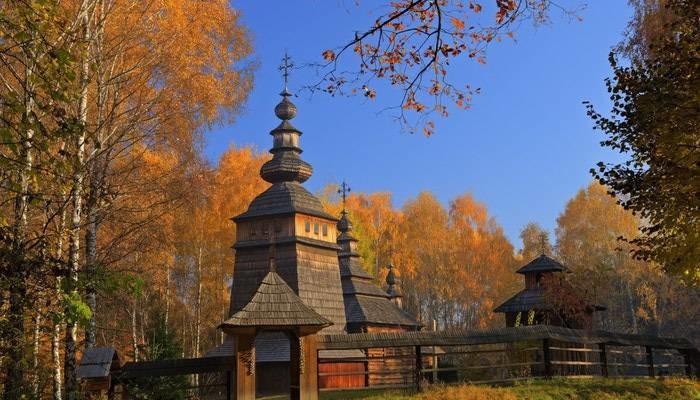 Шевченківський гай – Музей народної архітектури і побуту у Львові