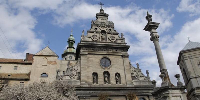 Бернардинський монастир у Львові