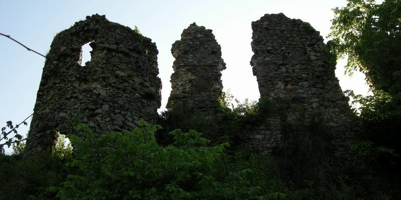 Містична Україна. Хустський замок