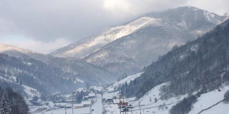 Де в Україні зима найдовша?