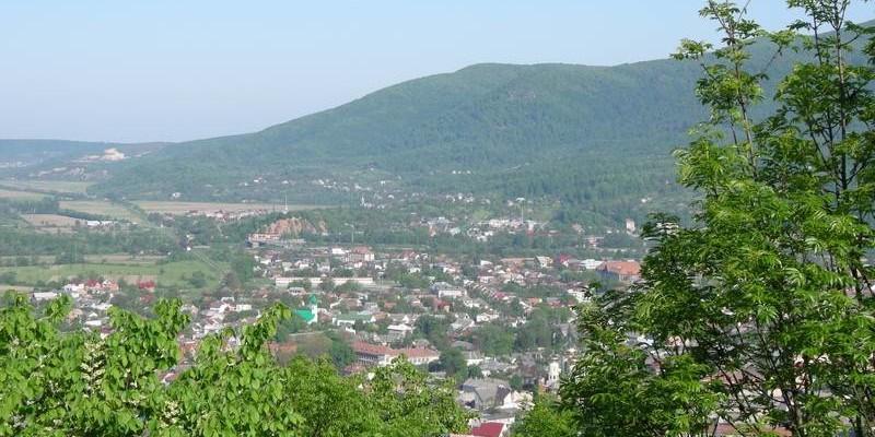 Місто Хуст