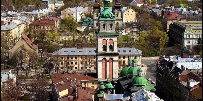 Успенська (Волоська) церква у Львові