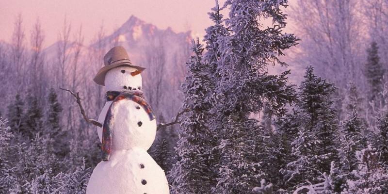 Сніговик. Хто він і звідки?!