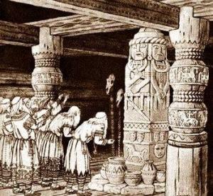 Язичницький храм