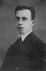 Д. Богров, 1910 р.