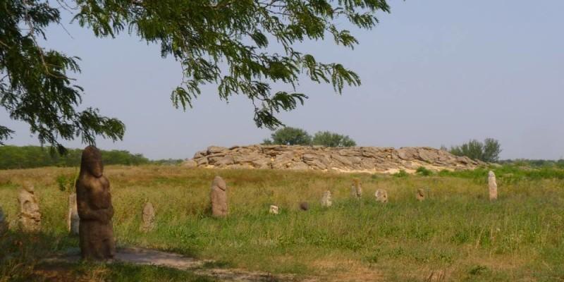 Таємниця петрогліфів Кам'яної Могили (друга частина). Аратта