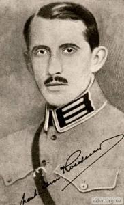 Євгеній Коновалець (1891 – 1938)