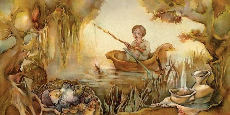 Народні  казки  українців як засоби виховання дітей