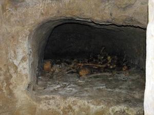 Привиди Чернігівських печер