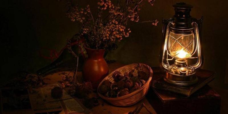 Що було до лампи Ілліча?