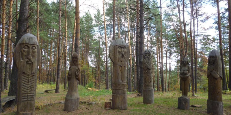 Загадки давніх язичницьких храмів (друга частина)