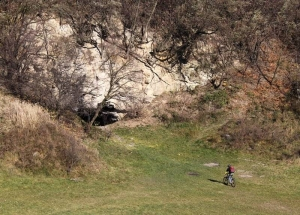 Вхід в медову печеру