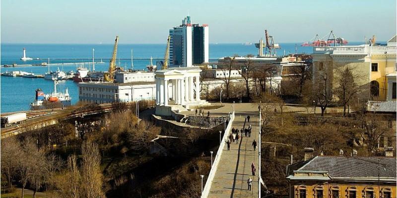 Одеський Міст тещі