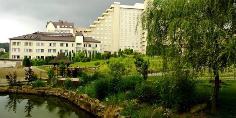 Трускавець – унікальне місто-курорт України