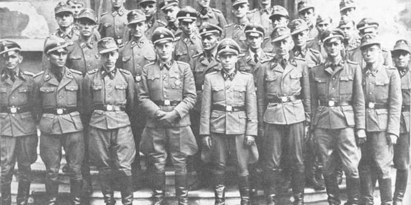 """14-а піхотна дивізія СС """"Галичина"""" (частина перша)"""