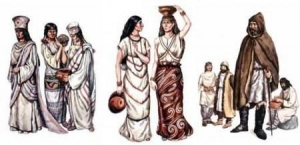 Жителі Аратти