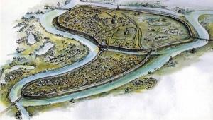 Стародавнє місто Микульчице