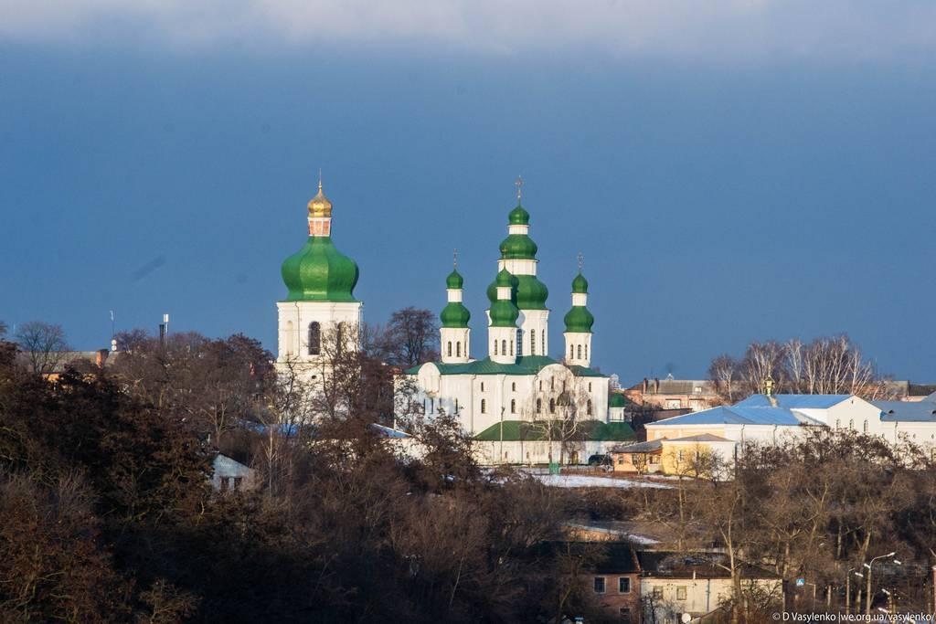 Свято-успенський жіночий монастир Єльця