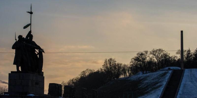 Фотозвіт № 1: Чернігів зимовий