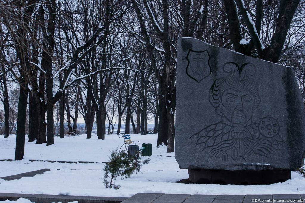 Сквер Богдана Хмельницького