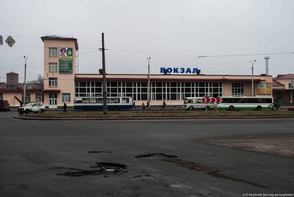 Черкаський залізничний вокзал